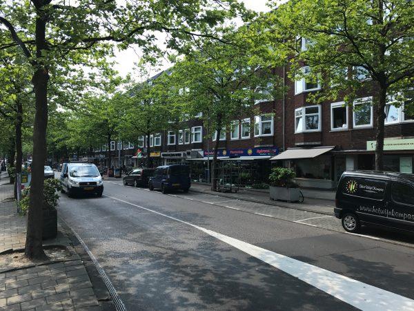 De Krommert buurt in Amsterdam 3