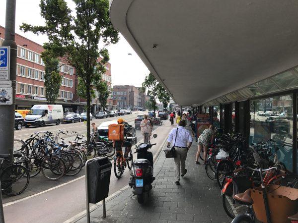 De Krommert buurt in Amsterdam 1