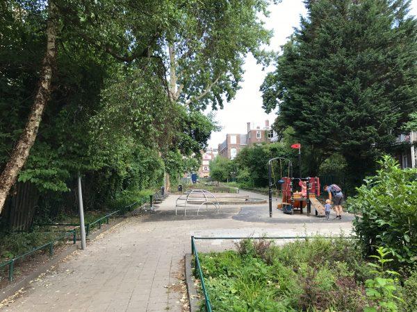 De Krommert buurt in Amsterdam 2