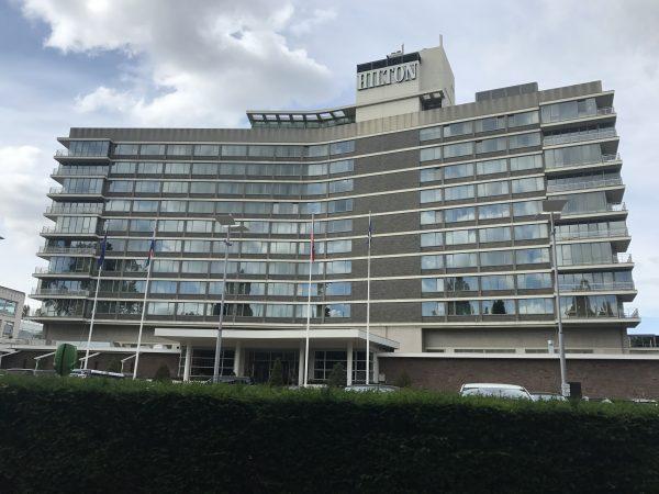 Hilton Hotel in Amsterdam