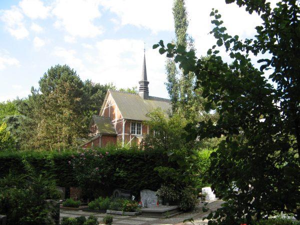 Begraafplaats St Barbara Amsterdam
