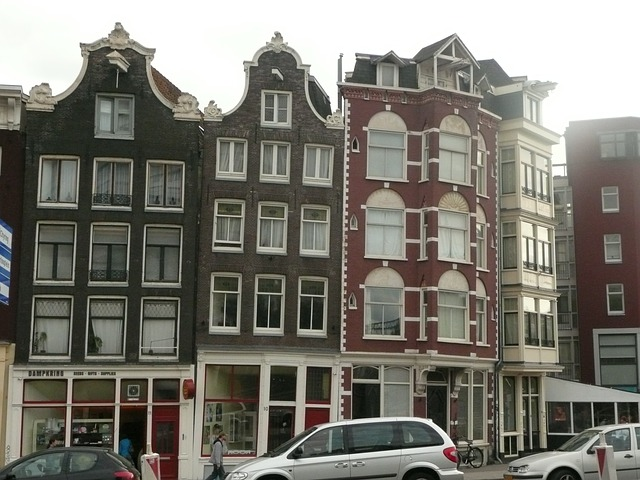 Een duurzaam huis in Amsterdam.